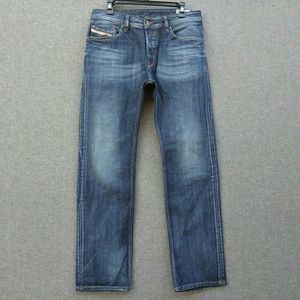 Men's Diesel Waykee Regular Straight Jeans